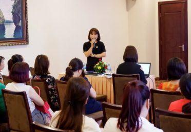 Hội thảo tuyển sinh STEAMe GARTEN tại thành phố Hạ Long