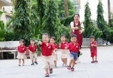 STEM – mở ra thế giới diệu kỳ cho trẻ