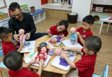 STEAMe GARTEN triển khai chương trình giáo dục STEAM như thế nào?