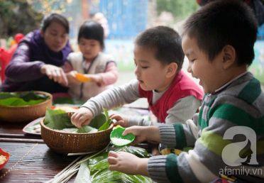 11 hoạt động thú vị bố mẹ có thể làm cùng con trong dịp Tết