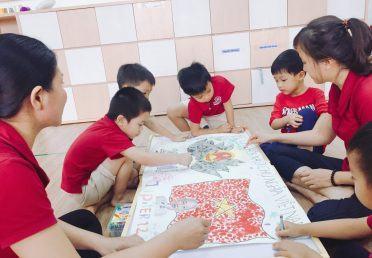 Dự án Tiền: Hoạt động tổng kết và những bài học giáo dục về Tiền cho trẻ mầm non