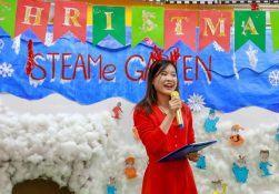 Giáng sinh 2017 tại STEAMe GARTEN55