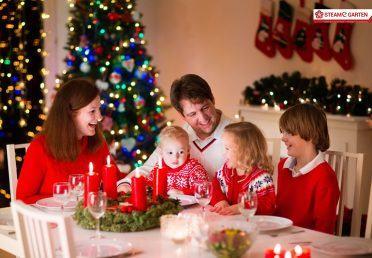 Giáng sinh dạy trẻ mầm non điều gì?